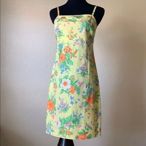 Ralph Lauren Petite Women's Floral dress size 4P
